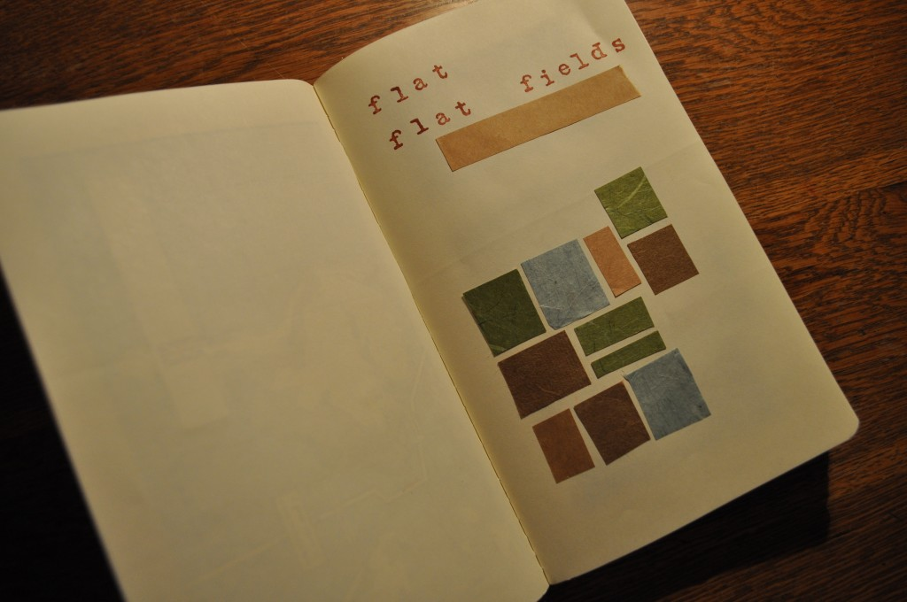 the sketchbook project 2011, lindsay zier-vogel, handmade book