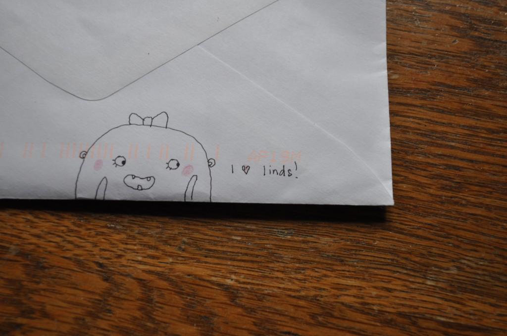 best envelope, rhya tamasauskas