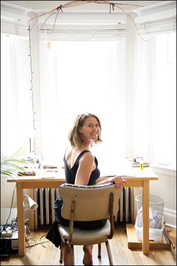 Lindsay Zier-Vogel