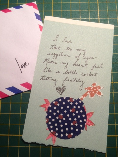 cassie love letter