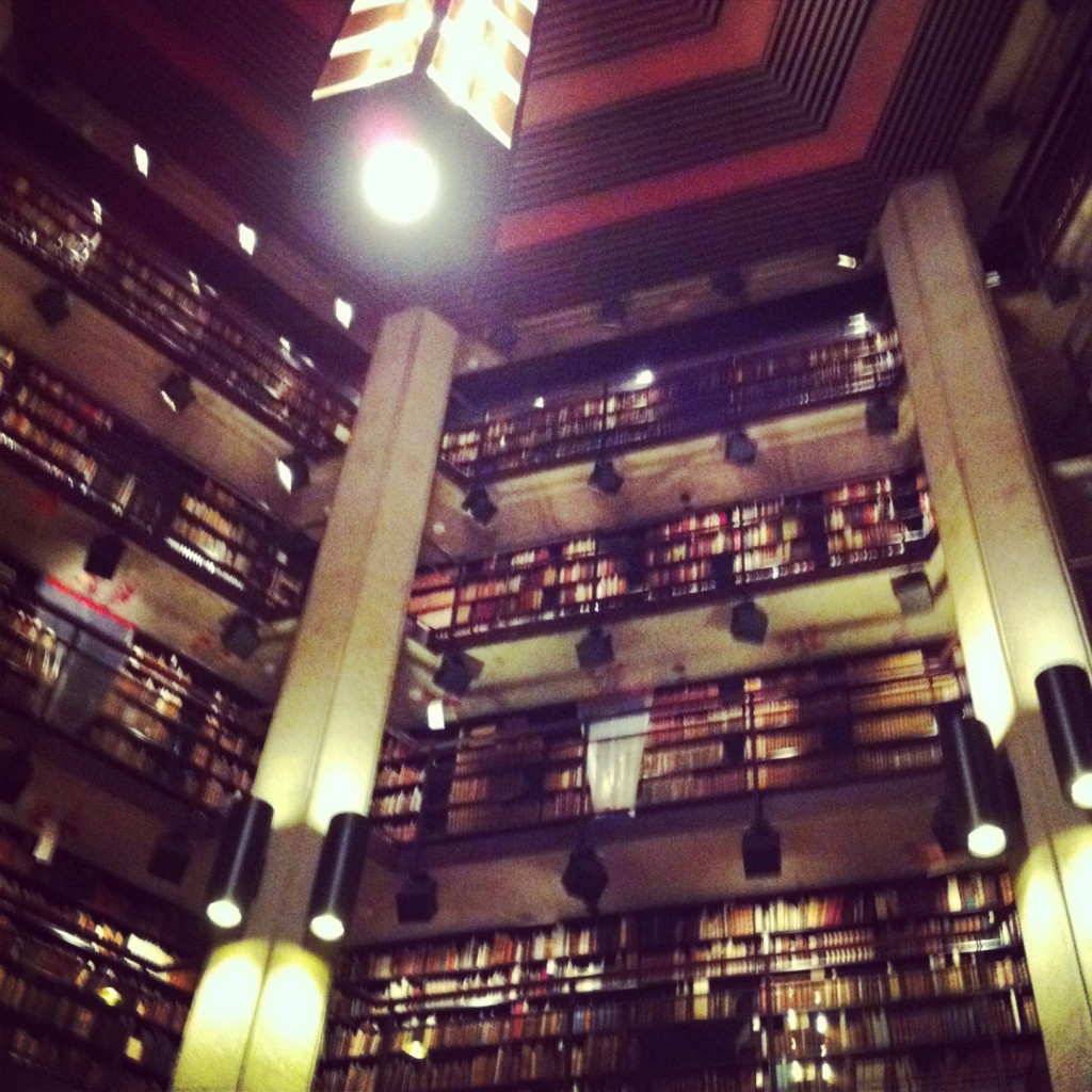 The Thomas Fisher Rare Books Library