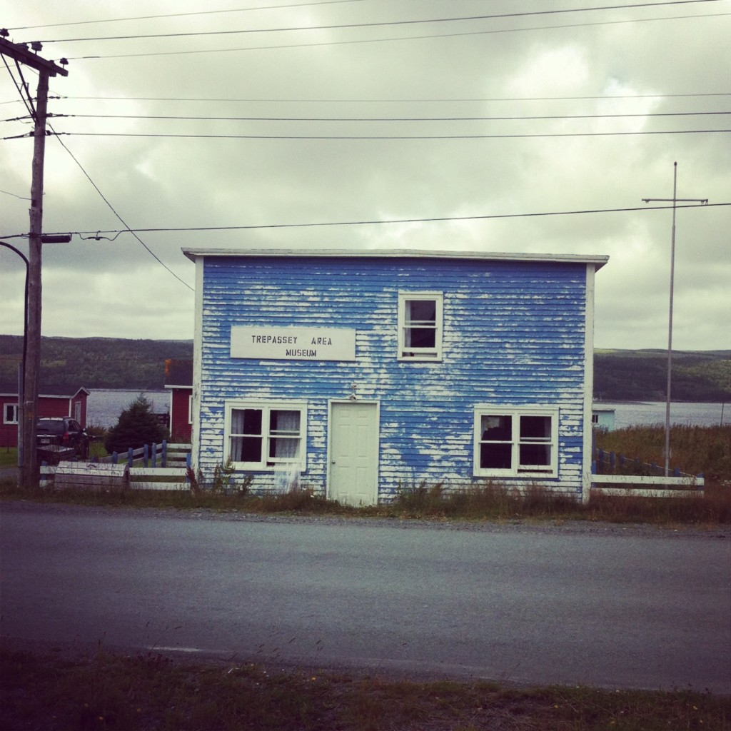The Trepassey Area Museum.