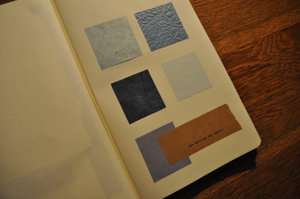 The Sketchbook Project 2011, lindsay zier-vogel