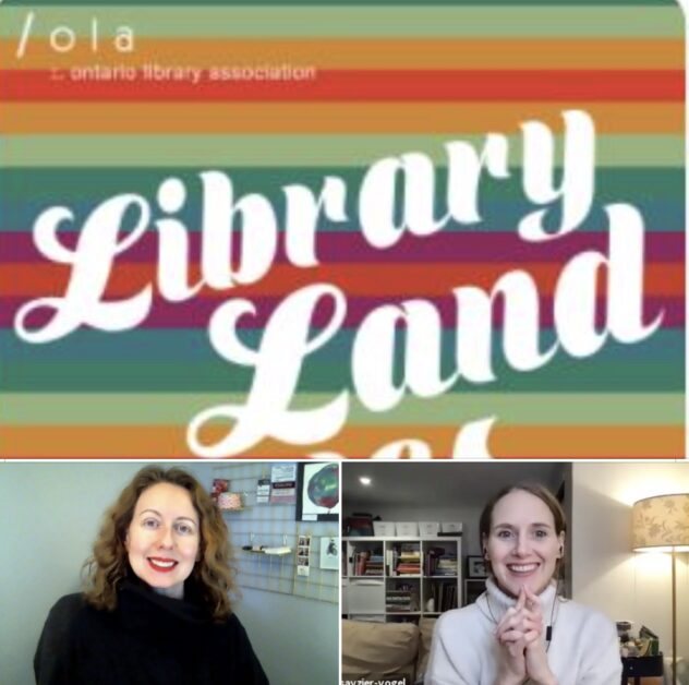 Library Land Loves